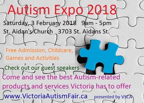 Victoria Autism Fair 2018