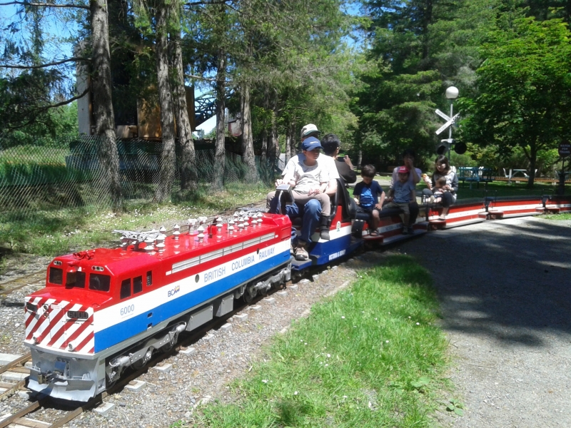 Family Event- Trains at Heritage Acres
